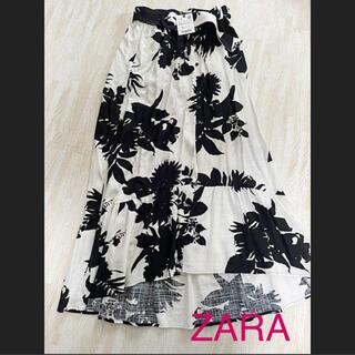 ZARA - ☆新品未使用 ZARA ロングスカート
