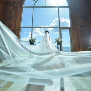 タカミ(TAKAMI)のタカミブライダル ウエディングロングベール イタリアンチュール (ウェディングドレス)