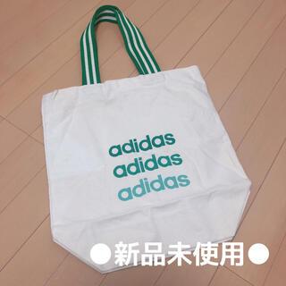 アディダス(adidas)の【新品未使用】アディダス  キャンバストート(トートバッグ)