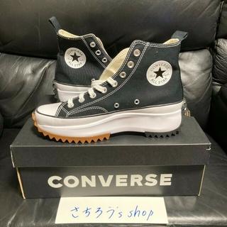 CONVERSE - 新品未着用 即日配送 26.0cm converse run star hike