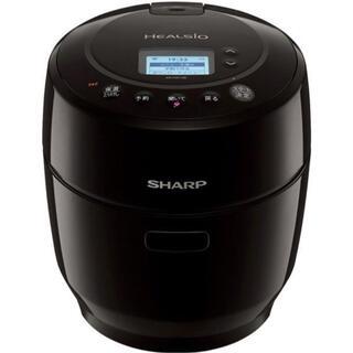 SHARP - 【完全新品未使用】最安値SHARP 水なし自動調理鍋 KN-HW10E-B