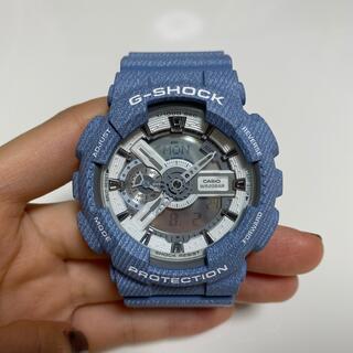 G-SHOCK - 美品☆G-SHOCK デニム色 腕時計