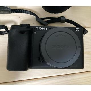 SONY - α6400 本体  カメラ SONY ミラーレス aps-c