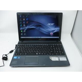 エイサー(Acer)のacer ノートパソコン 5349 Office2019【訳あり】(ノートPC)