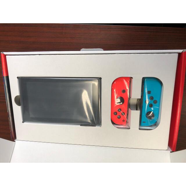 Nintendo Switch(ニンテンドースイッチ)の任天堂スイッチ エンタメ/ホビーのゲームソフト/ゲーム機本体(家庭用ゲーム機本体)の商品写真