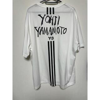 Y-3 - Y-3 tシャツ yohji yamamoto adidas