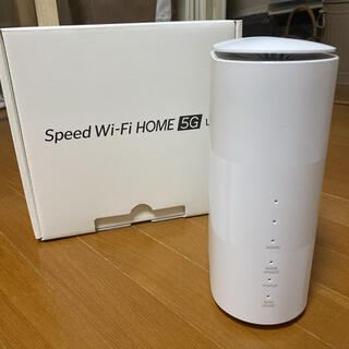 Speed Wi-Fi HOME 5G L11 ホームルーター