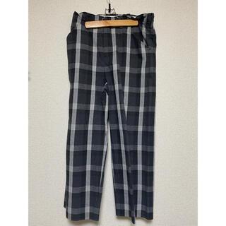 SUNSEA - sunsea Check Straight Pants