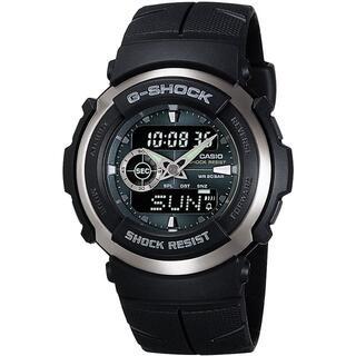 カシオ(CASIO)のカシオ G-SHOCK カジュアルデザイン 腕時計 ブラック(腕時計(アナログ))
