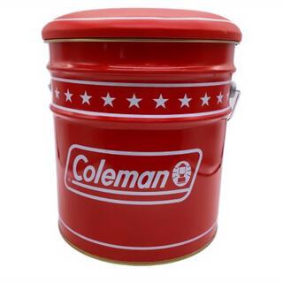 Coleman - 最安 コールマン 120周年記念 ペール缶 非売品 coleman 新品未使用
