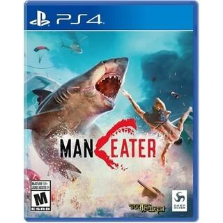 PlayStation4 - マンイーター