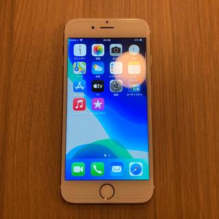 Apple - iPhone6s ゴールド 16GB 傷なし超美品!