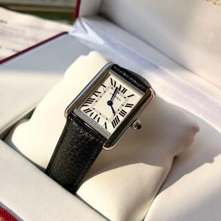 Cartier - 極美品✨カルティエ タンク ソロ ウォッチ