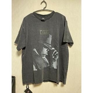 シュプリーム(Supreme)の新品 KITH ビギー CLASSIC LOGO VINTAGE Tシャツ(Tシャツ/カットソー(半袖/袖なし))