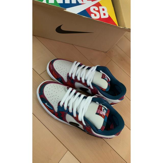 NIKE(ナイキ)のPIET PARRA NIKE SB DUNK LOW   26.5 メンズの靴/シューズ(スニーカー)の商品写真