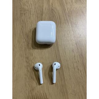 アップル(Apple)のapple AirPods A1602 A2031 A2032 イヤホン (B2(ヘッドフォン/イヤフォン)