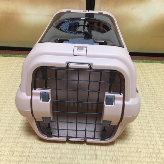 Richell(リッチェル)のペット用キャンピングキャリー ダブルドア Sサイズ その他のペット用品(犬)の商品写真