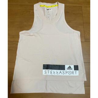 アディダスバイステラマッカートニー(adidas by Stella McCartney)のステラマッカートニー x adidas ウェア(カットソー(半袖/袖なし))