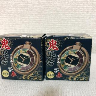 鬼滅の刃  スマホリング時計(キャラクターグッズ)