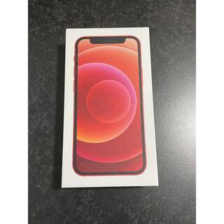 Apple - iPhone12 mini 64GB SIMフリー RED