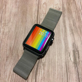 Apple Watch - Apple watch series3 42mm NIKE+ Cellular