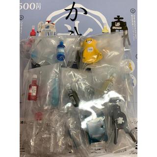 かき氷 ミニチュア コレクション 4種セット