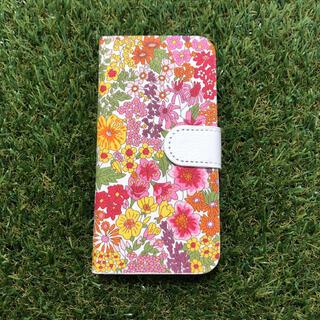 iPhone7/8/SE手帳型ケース☆マーガレットアニー