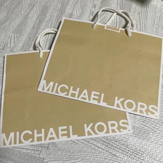 マイケルコース(Michael Kors)のマイケルコース ショップバッグ 紙袋 MICHAEL KORS(ショップ袋)