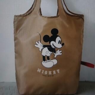 ミッキーマウス - レタスクラブ付録(ミッキーマウスデカエコバッグ)