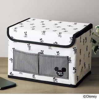 ミッキーマウス(ミッキーマウス)のミッキー 収納ボックス(小物入れ)