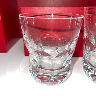 バカラ(Baccarat)のバカラ アルクールイブ ロックグラス 新品(グラス/カップ)