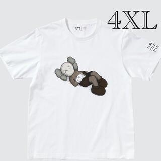 ユニクロ(UNIQLO)のUNIQLO カウズ UT(Tシャツ/カットソー(半袖/袖なし))