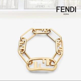 FENDI - フェンディ 新作 正規品 FENDI オーロック チェーン ブレスレット