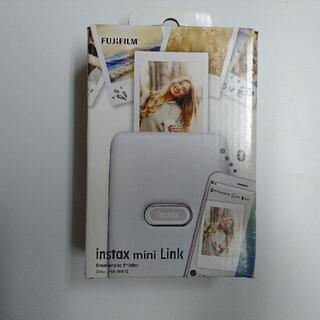 富士フイルム - 送料込◆新品未使用未開封◆富士フイルムチェキinstax mini link
