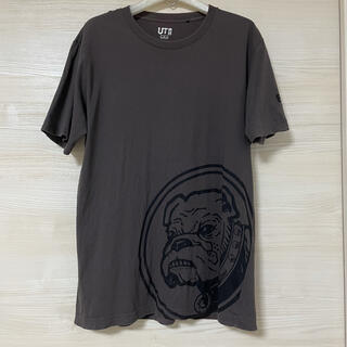 ユニクロ(UNIQLO)のユニクロ ブルドックソースTシャツ(Tシャツ/カットソー(半袖/袖なし))