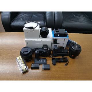 Nikon - 美品 Nikon Z7 24-70 VILTROX 85.8 FTZ 外多数