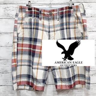 American Eagle - ✨人気✨ AMERICAN EAGLE ハーフパンツ ショートパンツ