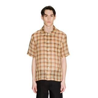 LEMAIRE - our legacy   short sleeve shirt シャツ