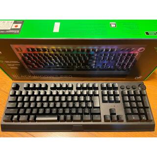 レイザー(LAZER)のRazer BlackWidow V3 Pro(PC周辺機器)