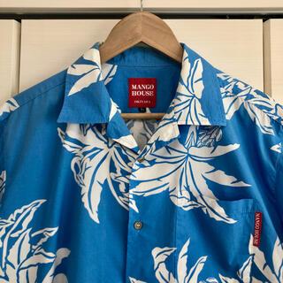 patagonia - MANGO HOUSE マンゴハウス 日本製 アロハシャツ かりゆしウェア 沖縄