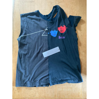BEAUTY&YOUTH UNITED ARROWS - 77circa ヴィンテージ Tシャツ 解体 カットソー