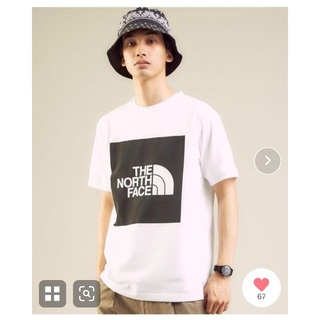 THE NORTH FACE - THE NORTH FACE S/S COLORED SQUARELOGOTEE