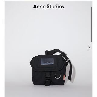 ACNE - acne  studios ミニメッセンジャーバッグ