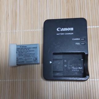 キヤノン(Canon)のCANON powershot G7X markII バッテリ(コンパクトデジタルカメラ)