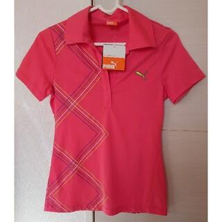 PUMA - PUMA プーマ ゴルフウェア ポロシャツ レディース S