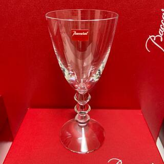 バカラ(Baccarat)のバカラ ベガ 3連ステム ワイングラス  新品、未使用(グラス/カップ)