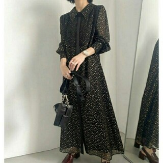Ameri VINTAGE - AMERIVINTAGE TWINKLE APRON DRESS