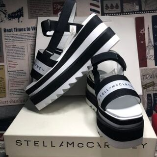 Stella McCartney - Stella McCartney ステラマッカートニー 厚底 サンダル
