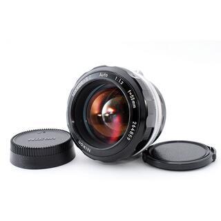 Nikon - #2882 良好♪☆素晴らしいボケ感‼☆ Nikon 55mm F1.2