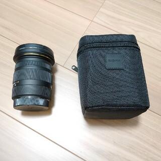 SIGMA - 【美品】Sigma 17-50mm f2.8 EX HSM(キヤノンマウント)